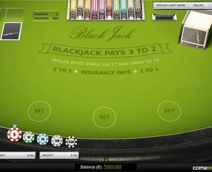 Blackjack US High Limit