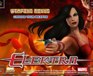 Elektra Slot Machine