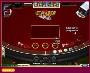 Let Em Ride Poker