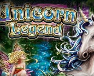 Unicorn Legends Slot Machine