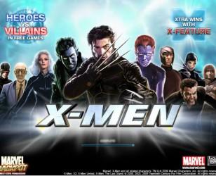 X-Men Slot Machine