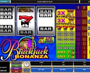 Blackjack Bonanza