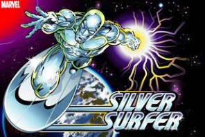 Silver Surfer Slot Machine