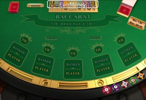 Baccarat 8 to 1