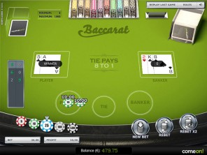 Baccarat High Limit