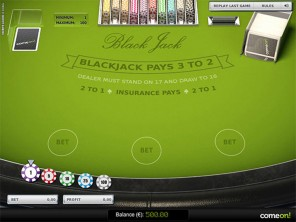 Blackjack US