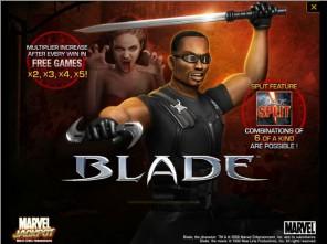 Blade Slot Machine