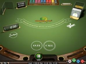 Caribbean Stud Pro Series Poker