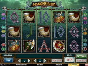 Dragon Ship Slot Machine