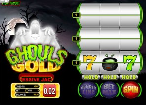 Ghouls Gold Slot Machine