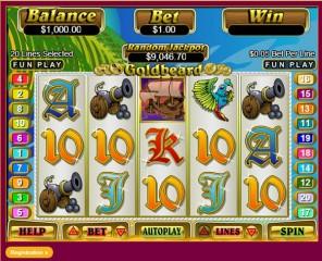Gold Beard Slot Machine
