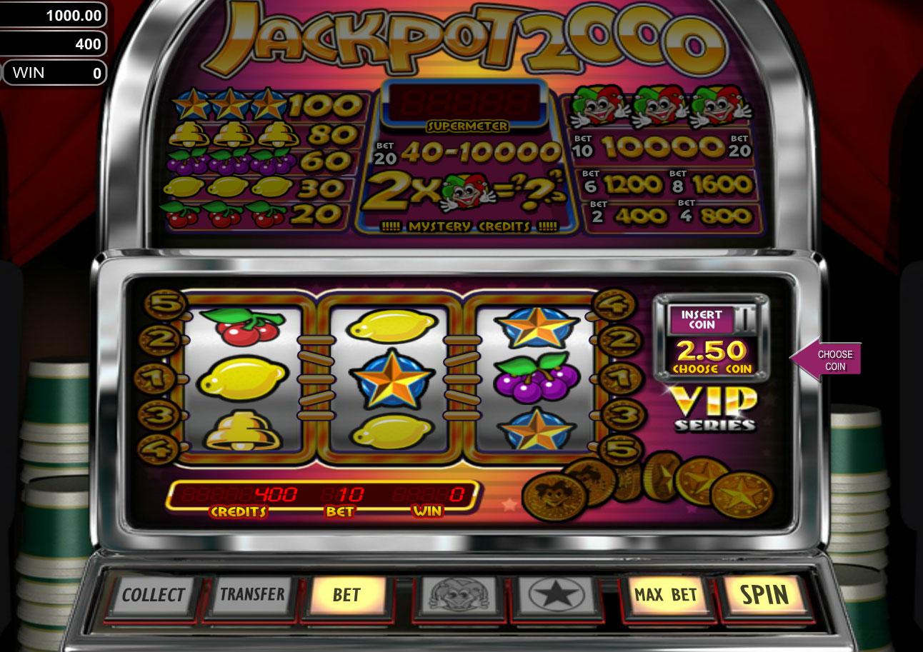 Jackpot casino free games