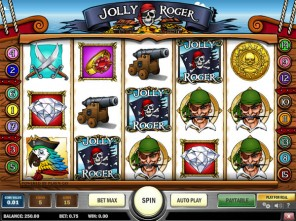 Jolly Roger Slot Machine