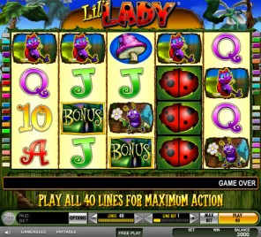 Lil' Lady Slot Machine