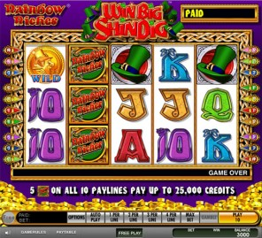 Rainbow Riches Win Big Shindi Slot Machine