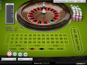 Roulette Special High Limit