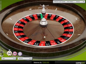 Roulette Special Low Limit