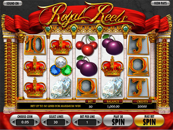Royal Reels Slots - Play Royal Reels Slots For Free