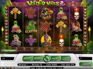 Voodoo Vibes Slot Machine