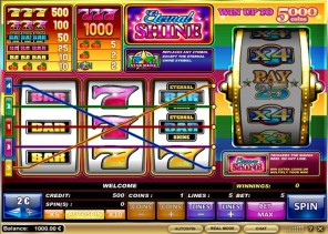 Eternal Shine Slot Machine