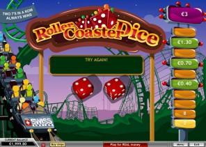 Roller Coaster Dice