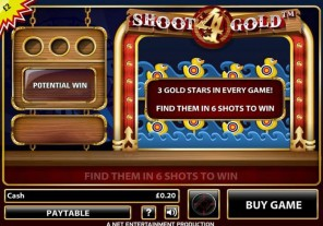 Shoot 4 Gold
