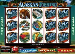 Alaskan Fishing Slot Machine