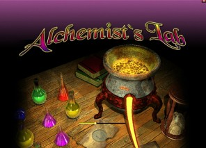 Alchemists Lab Slot Machine