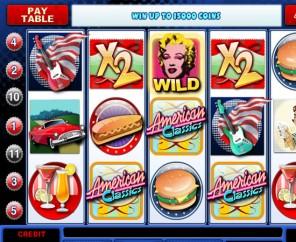 American Classic Slot Machine