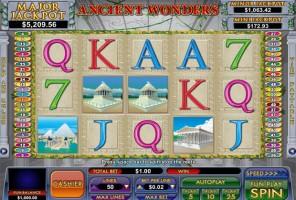 Ancient Wonders Slot Machine