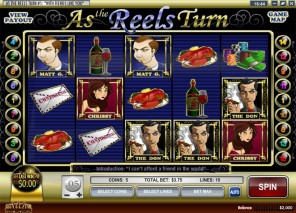 As the Reels Turn: Episode 1 Slot Machine
