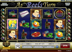 As the Reels Turn: Episode 2 Slot Machine