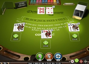 Blackjack Double Exp