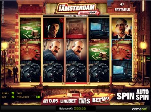 The Amsterdam Masterplan Slot Machine