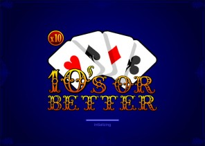 10s or Better x 10 Video Poker