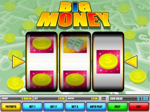 Big Money Slot Machine