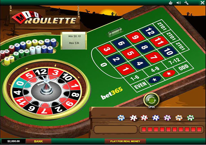 free online roulette wheel games