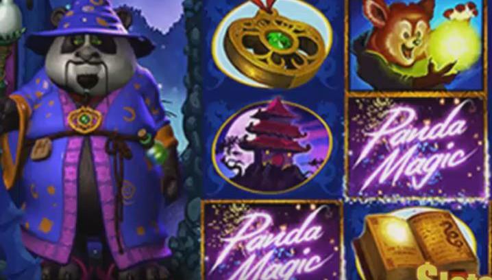 Panda magic from RTG