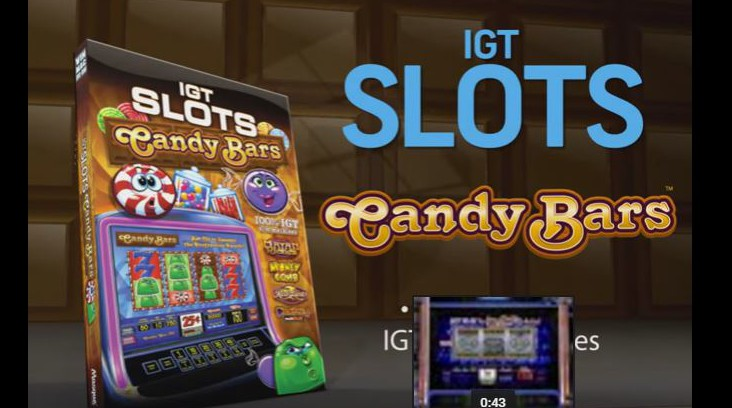 candy-bars from IGT