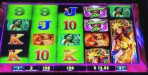 Dancing in Rio Slot Machine