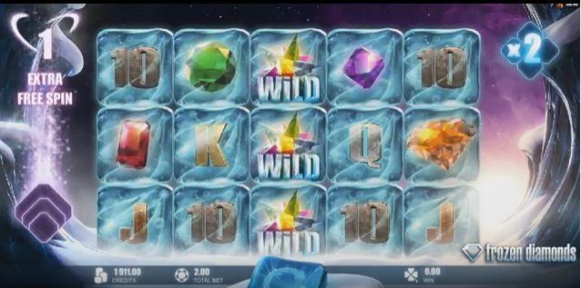 frozen diamonds from rabcat