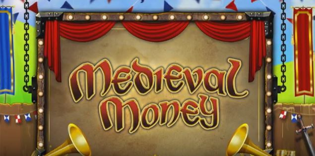 medieval money slot from IGT