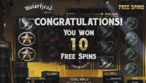 Motörhead Slot Machine