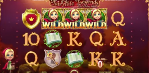 Fairytale Legends: Red Riding Hood Slot Machine