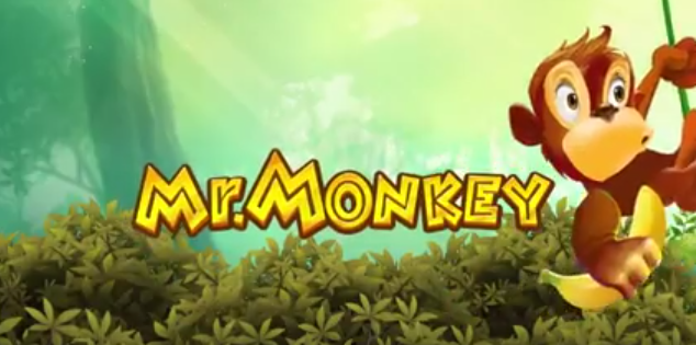 Mr monkey from Games OS
