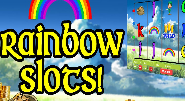 rainbow-jackpots-slots from Red Tiger Gaming