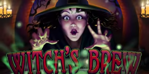 Witch's Brew Slot Machine