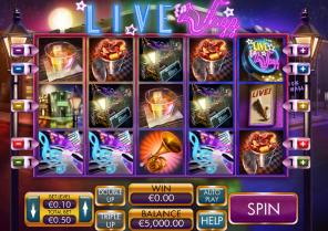 Live Jazz Slot Machine