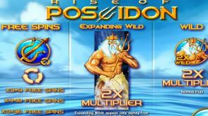 Rise of Poseidon Slot Machine