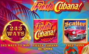 iFiesta Cubana Slot Machine